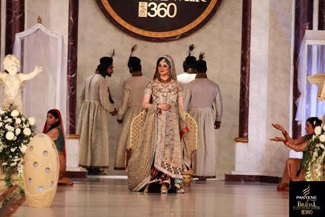 Pakistan Bridal Couture Week 13 Lahore Day 1 – Shazia Kiyani