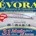 Video promocional da corrida de dia 31 na Arena d´ Évora.