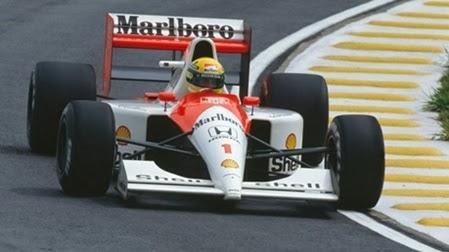 Formula 1 1991 Ayrton Senna/ Mclaren