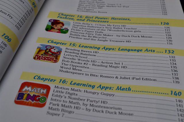 Table of Contents, iPad Apps, For Kids, For Dummies