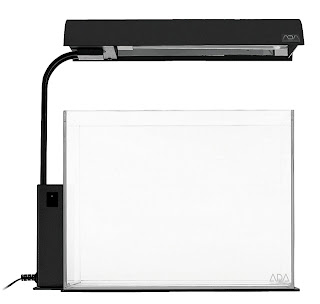 New Aquarium Lighting Systems ADA Solar Mini Black