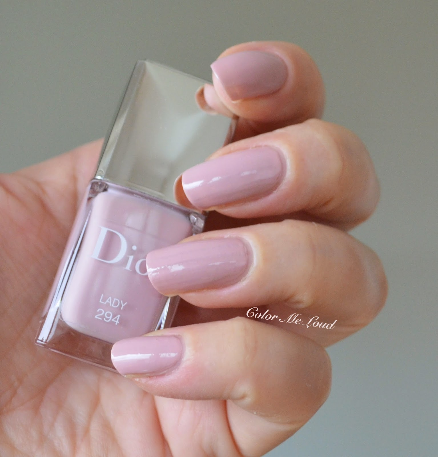 Dior Vernis #294 Lady, #244 Majesty, #660 Glory and Eclosion Top ...