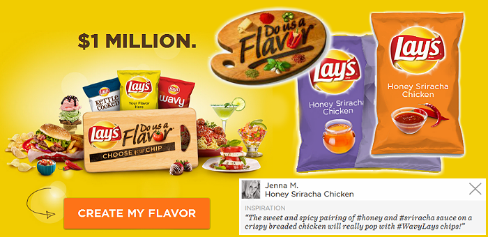Lay's Do Us A Flavor 2014 #sponsored #MC