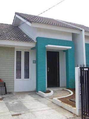 Contoh Gambar Rumah Minimalis Type 21