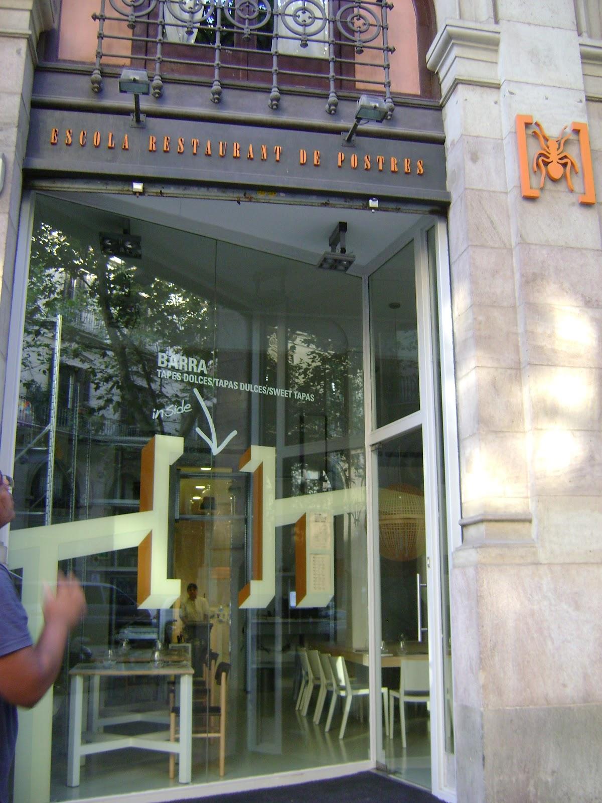 Jorge s bakery talleres de cocina pasteler a y chocolate - Taller cocina barcelona ...