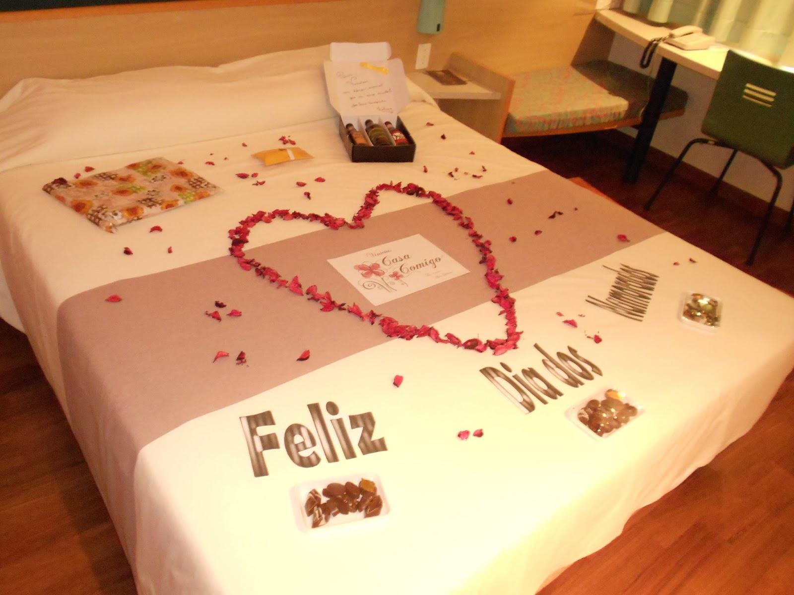 LibPink Feliz Dia dos Namorados! ~ Surpresa Em Quarto De Namorado