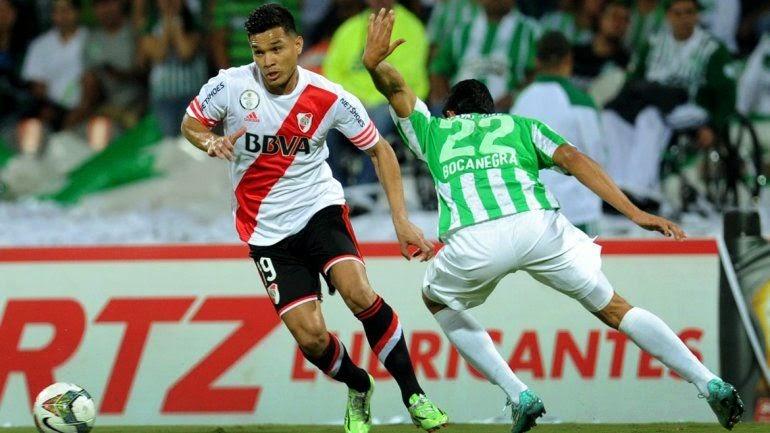 River Plate-Atletico Nacional