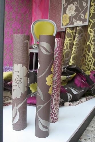 Qu papel tapiz elegir ideas para decorar dise ar y for Papel tapiz de patron para el pasillo