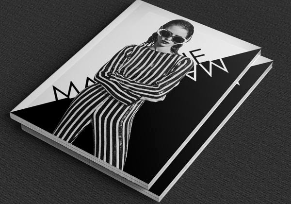 Fashion Magazine Indesign Templates