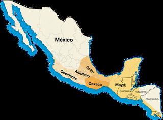 El Mirador Impaciente: Subáreas culturales mesoamericanas: Área Maya