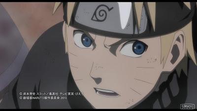Naruto Shippuden Pelicula 4