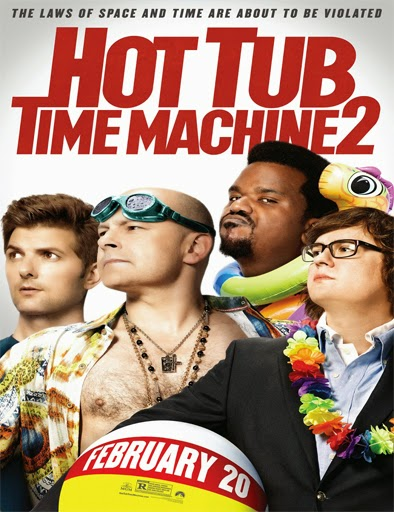 Ver Jacuzzi al pasado 2 (Hot Tub Time Machine 2) (2015) Online