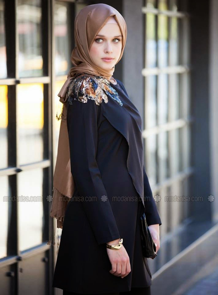 Europe hijab style