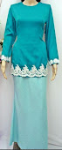 Baju Kurung Peplum