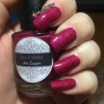 Willa Daily Hues nail lacquer