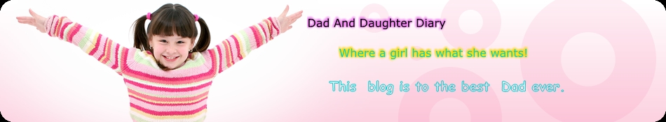 Dad And Daughter Diary
