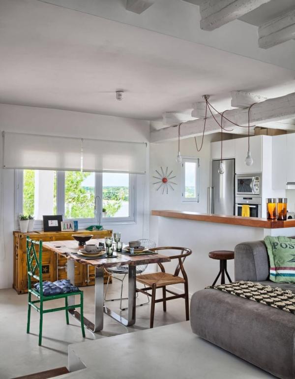 Arredare la casa al mare con personalit case e interni for Arredamento case al mare foto