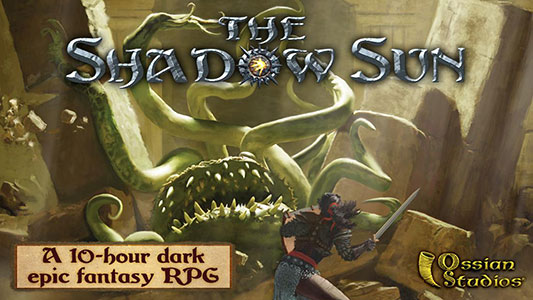 the shadow sun