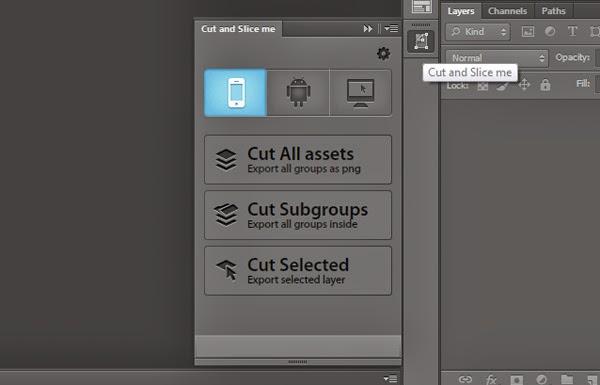 cara menginstall Cut&Slice Me untuk ipone, android dan website...