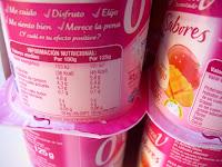 Yogur desnatado sabores LINNEA - HACENDADO
