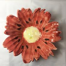 Floral Ceramics & Dinnerware