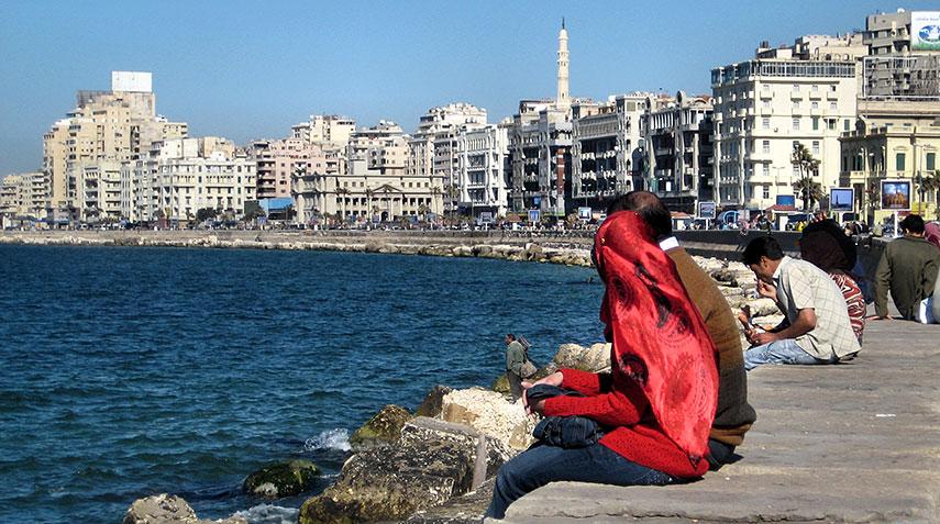 Από τον Μηνά Μπανούμπ, γαι ένα ταξίδι στην Αλεξάνδρεια
