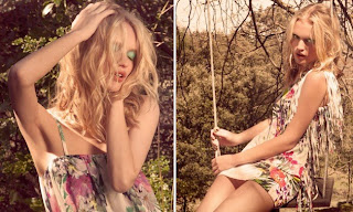 Lookbook Bershka abril 2013
