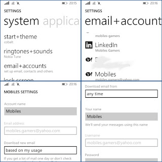 setting email rename tile Lumia 625H, Setting, tools, upgrade, windows, mobile phone, mobile phone inside, windows inside, directly, setting windows phone, windows mobile phones, tools windows, tools mobile phone, upgrade mobile phone, setting and upgrade, upgrade inside, upgrade directly