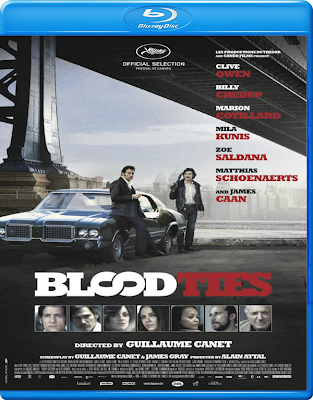 Blood Ties (2013) LIMITED 1080p Español Subtitulado