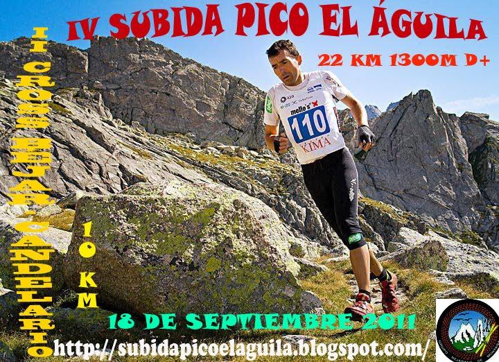Subida Pico Aguila