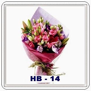 Karangan Bunga Untuk Pacar
