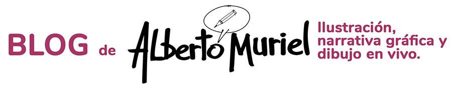 Alberto Muriel. Dibujante (Ilustración y cómic)