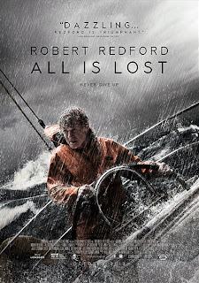 Enter to win tickets to All is Lost with Robert Redford, ends 10/29.