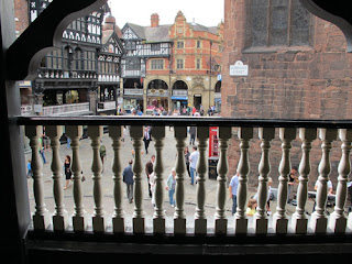 The Rows Chester.