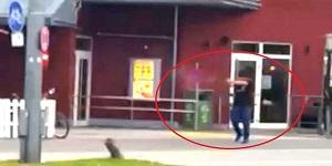 Video - Momento del Tiroteo en Múnich - Alemania