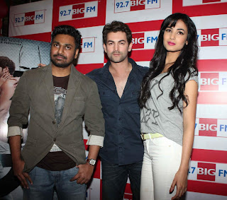 Music launch of 3G movie at 92.7 FM Radio