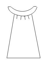 Связать красивое платье для девочки на выпускной в детском саду