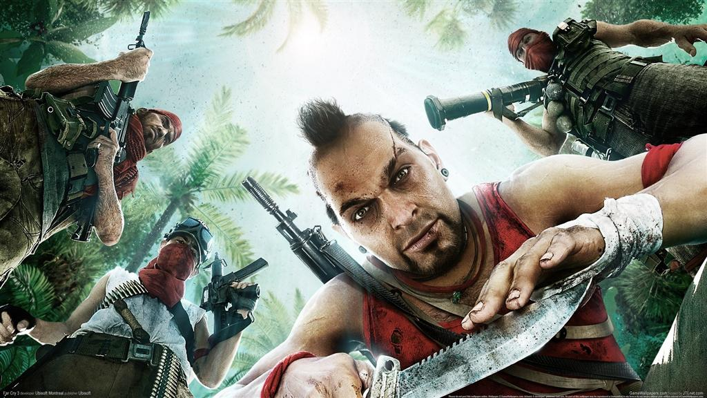 Far Cry HD & Widescreen Wallpaper 0.386141397845264