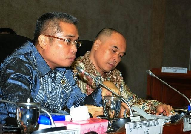 Karyawan Merpati Adukan Nasib ke Komisi VI