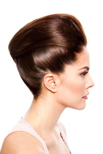 Peinados Pasarela Paso A Paso - Como hacer un Peinado de Pasarela YouTube