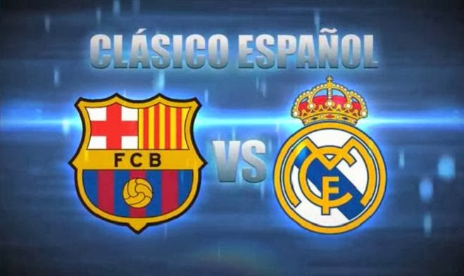 Messi 2014 Clasico el Clasico Lionel Messi vs