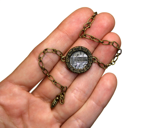 Antique Greek Jewelry #antique #bracelet #greek #1800s