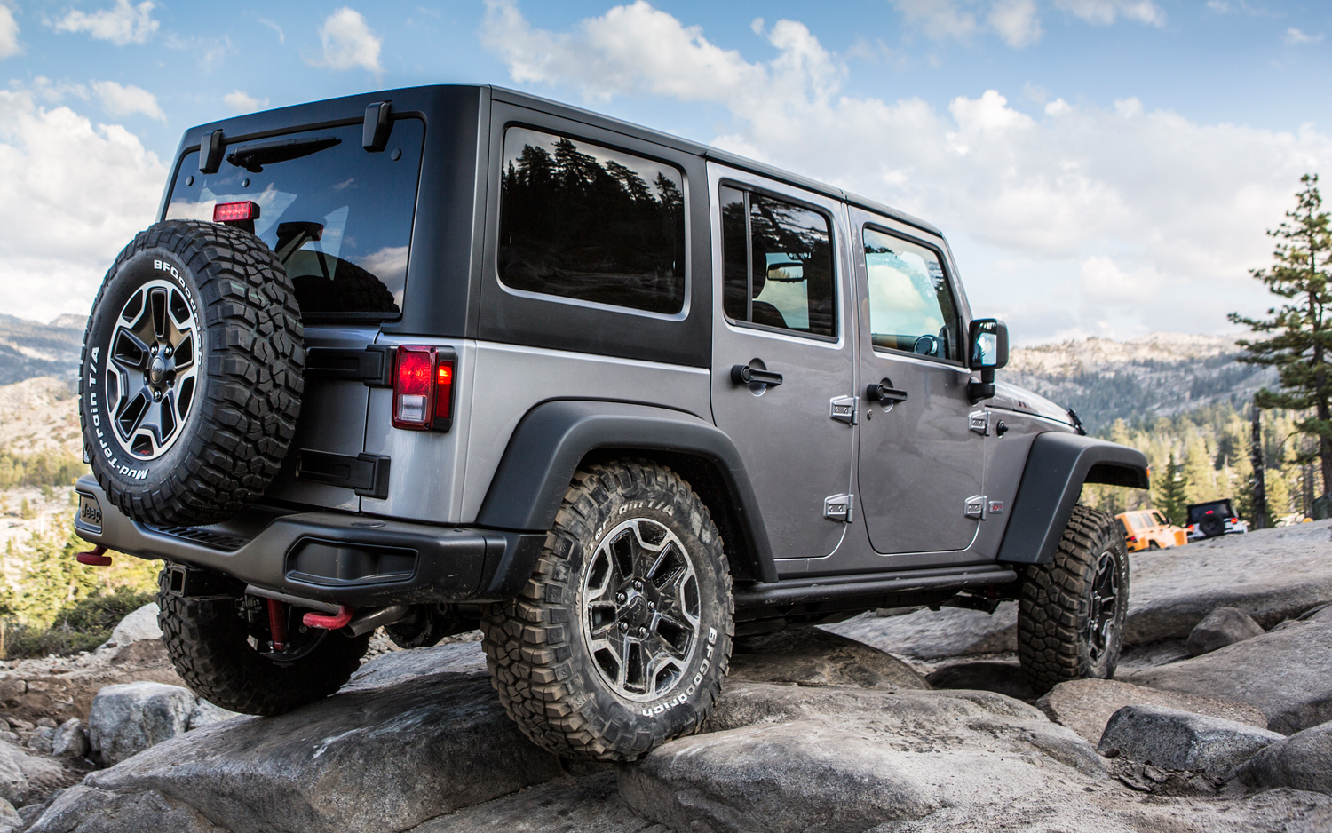 "of Jeep Wrangler never this high in US"" Bob Ralph, GM Chrsler Group"