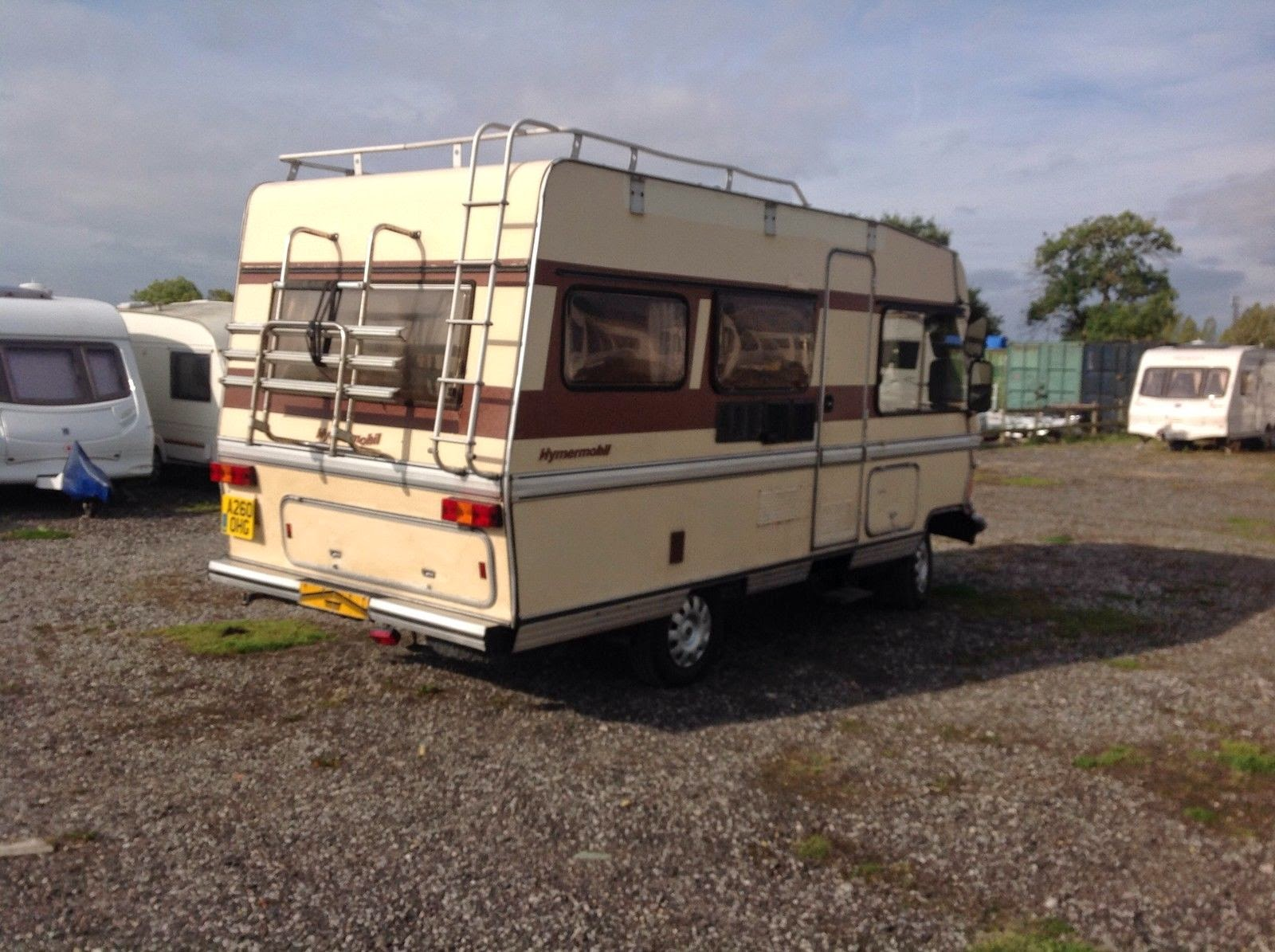 Sportsmobile 4x4 For Sale >> Used RVs 1983 Hymer Motorhome for Sale For Sale by Owner