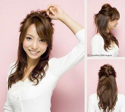 Peinados Y Trenzas Hairstyles Romanticos Y Delicados Peinados - Peinados-romanticos-con-trenzas