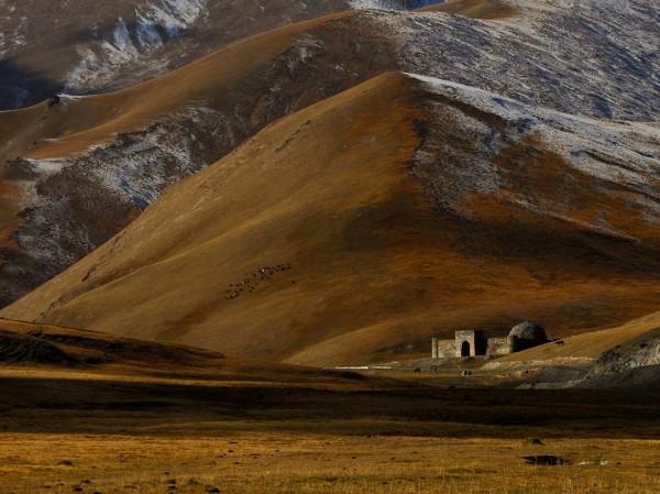 Silk Road, Kyrgyzstan
