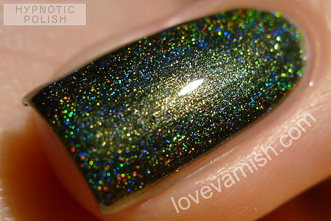 LilypadLacquer Evergreen