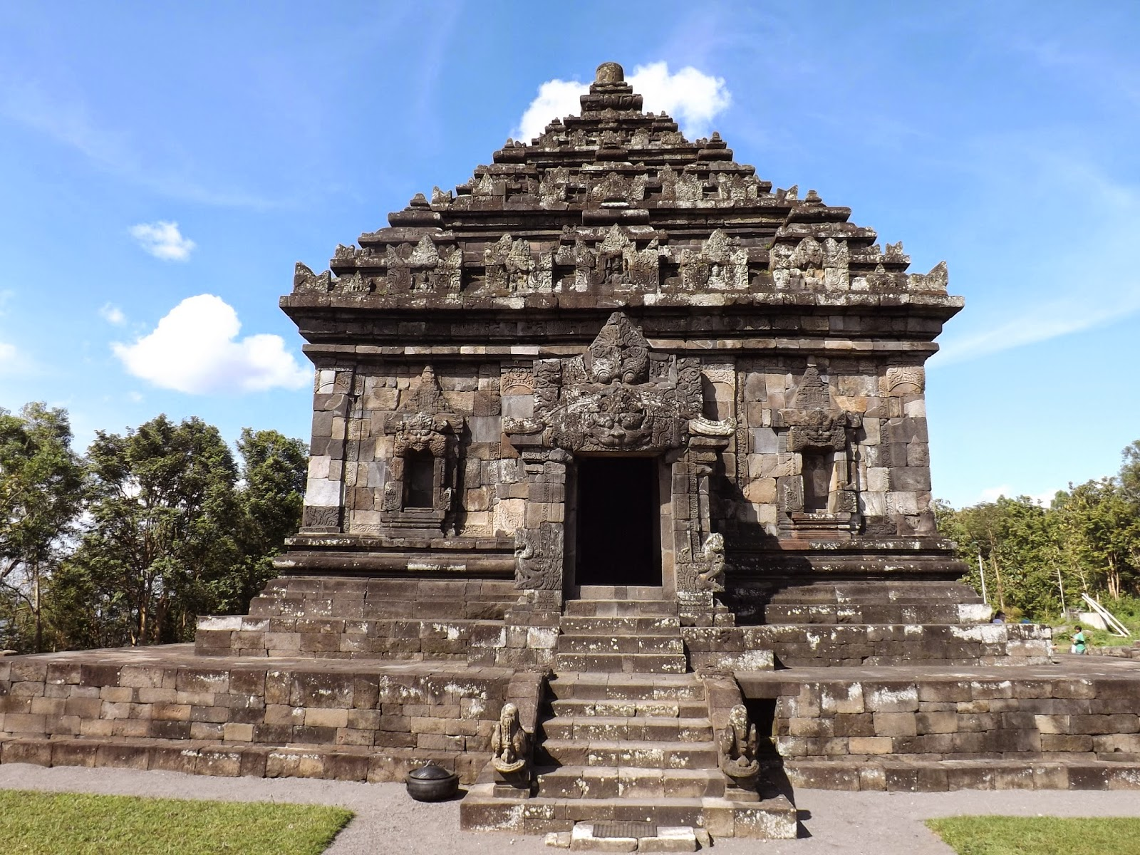 Ijo Temple Tourism