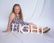 Cara age 8