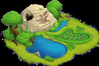 Montaña de cría